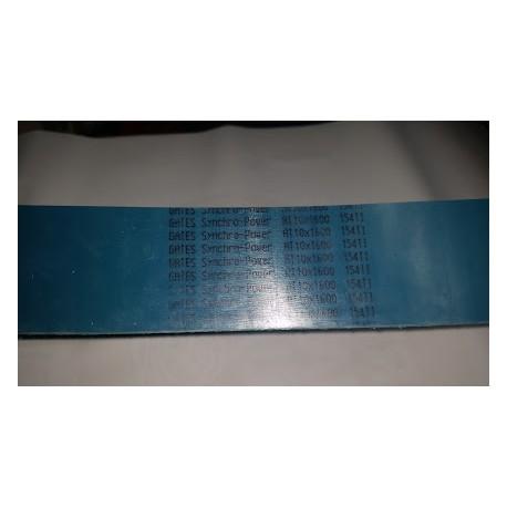 cinchia per scuotitore a raggi AT10-1600