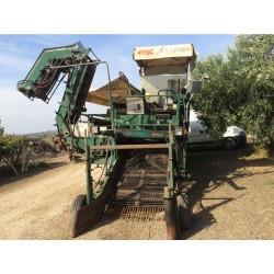 Macchine raccolta pomodoro usate sandei 350  anno 2002